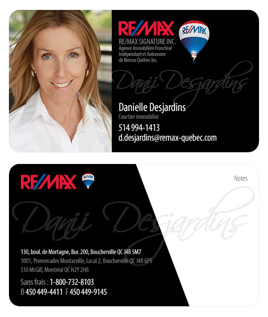 Business card funky dragon inc services reheart Images