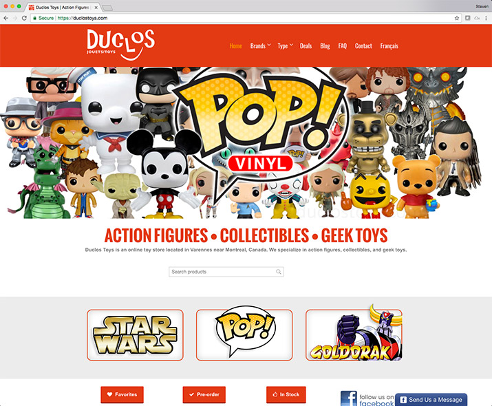 duclostoys.com
