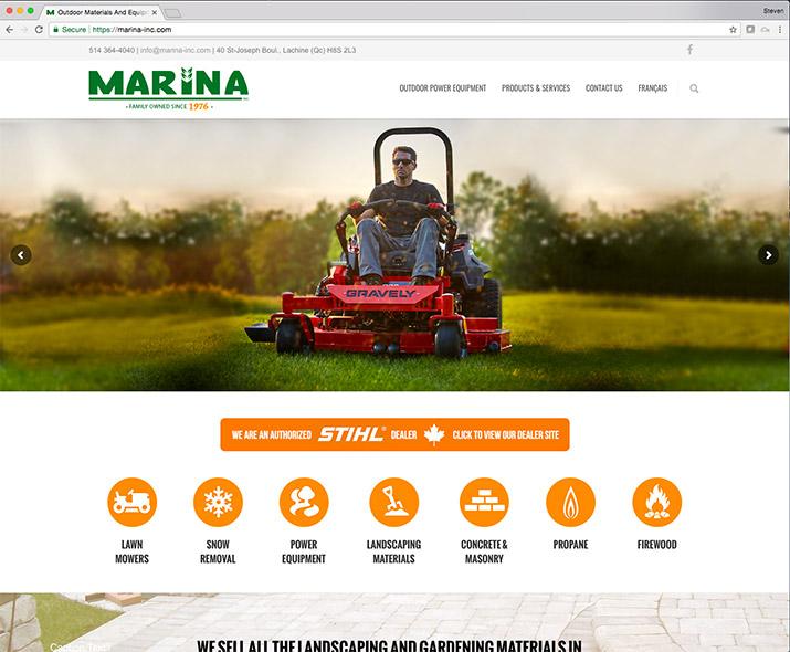 marina-inc.com