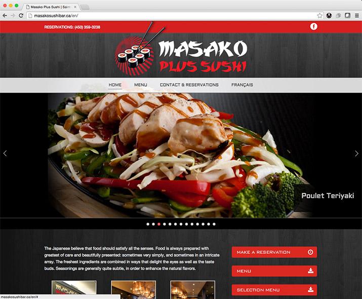Masako Sushi Bar