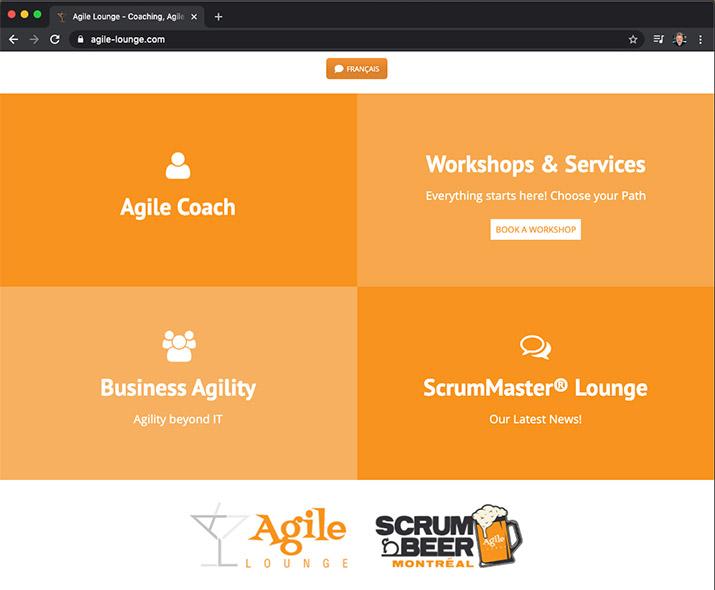 agile-lounge.com