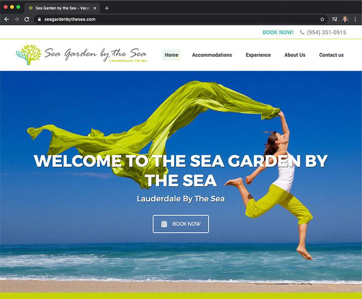 seagardenbythesea.com