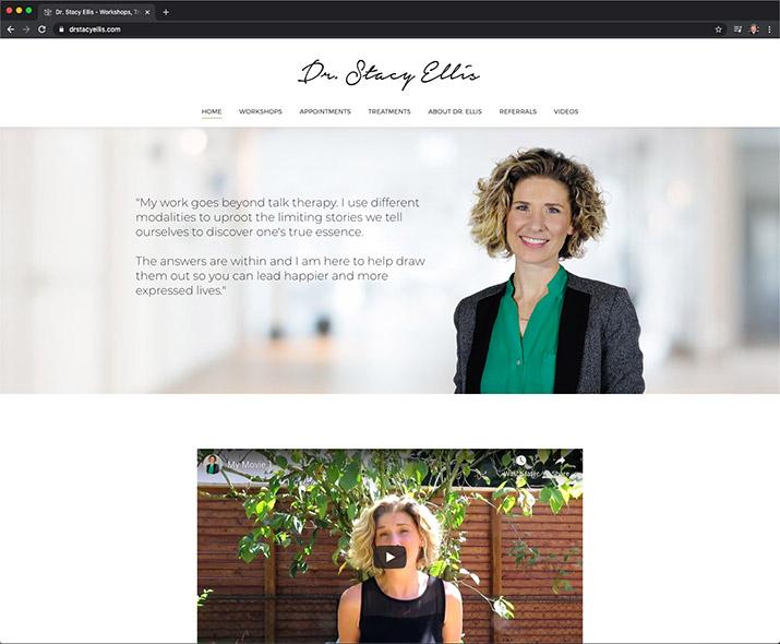 Dr. Stacy Ellis